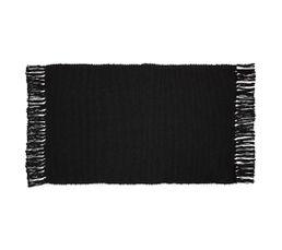 Tapis Pour Votre Salon - Tapis 50x80 cm UNIX Noir