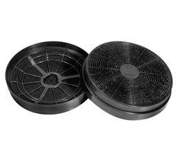 AYA Filtre de hotte anti-odeur FCH001 x 2