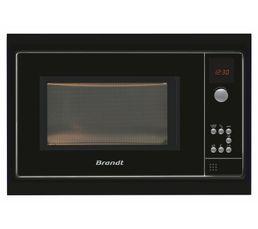 Four micro-ondes encastrable BRANDT ME1030B
