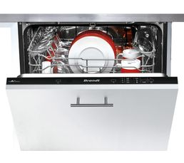 Lave-vaisselle - Lave vaisselle intégrable BRANDT VH1544J
