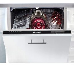 Lave-vaisselle intégrable BRANDT VS1010J