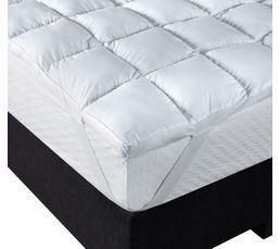 sur matelas 160 x 200 cm bultex confort sur matelas but. Black Bedroom Furniture Sets. Home Design Ideas