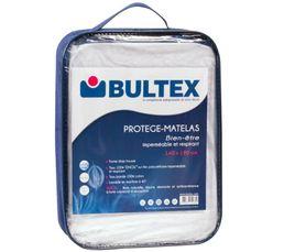 Protèges Matelas - Protège matelas 140x190 cm BULTEX BIEN ETRE