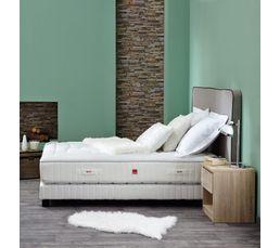 t te de lit marron cm epeda allure t tes de lit but. Black Bedroom Furniture Sets. Home Design Ideas