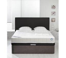 matelas 140 x 190 cm bultex good night matelas but. Black Bedroom Furniture Sets. Home Design Ideas