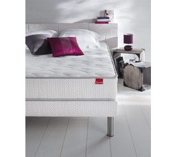 matelas ressorts 160 x 200 cm epeda bomba matelas but. Black Bedroom Furniture Sets. Home Design Ideas