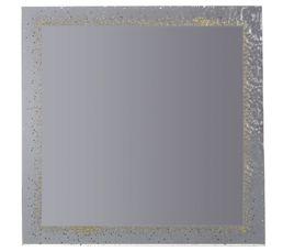 Miroirs - Miroir 40x40 cm MYRIAD Champagne