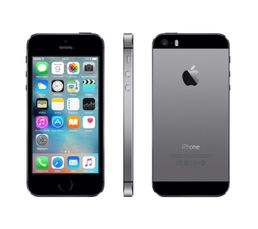 iphone 5 reconditionn apple iphone 5s 16go noir t l phonie mobile but. Black Bedroom Furniture Sets. Home Design Ideas