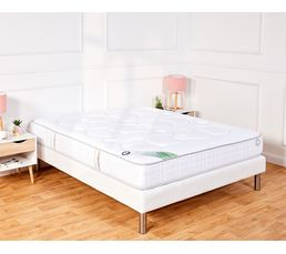 matelas 140 x 190 cm bultex total protect matelas but. Black Bedroom Furniture Sets. Home Design Ideas