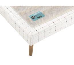 Sommier tapissier 2x90x200 cm MERINOS COLORS MORPHO