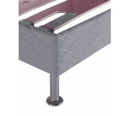 Sommier tapissier 2x90x200 cm BULTEX MORPHO BILATTE 2