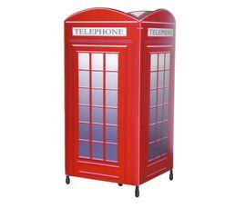 lampe cabine london rouge luminaires enfants but. Black Bedroom Furniture Sets. Home Design Ideas