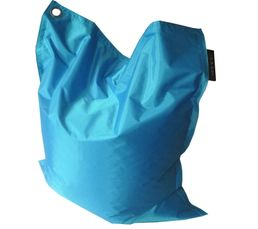 Maxi coussin L. 130 - H. 110 MAXI COUSSIN turquoise