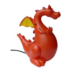 Lampe à poser DRAGON Orange