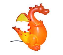 Lampe à poser DRAGON Orange