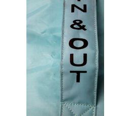 Pouf rond D50 x H40 cm TILT Bleu
