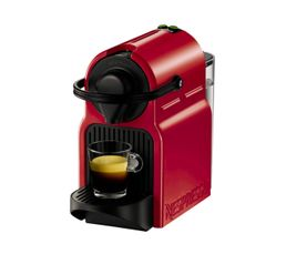 Expresso à capsule KRUPS YY1531 Nespresso Inissia Rouge
