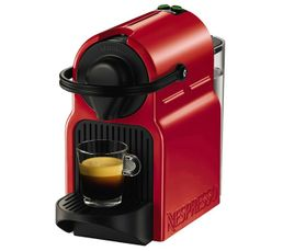 KRUPS Expresso à capsule YY1531 Nespresso Inissia Rouge