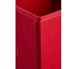 Bac 31 x 31 x 31 cm INTISSE 2 Rouge