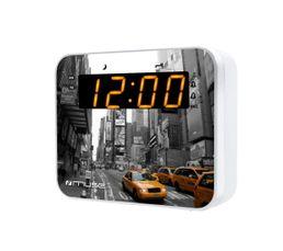 Radio réveil MUSE M-165 NY New York