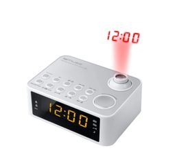 Radio réveil MUSE M-178PW
