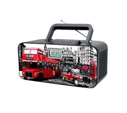 Radio CD MUSE M-28LD