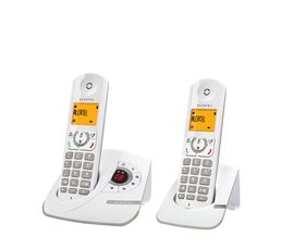 t l phone r pondeur alcatel f330 voice duo t l phone. Black Bedroom Furniture Sets. Home Design Ideas