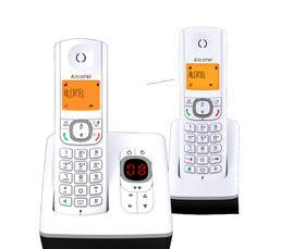 t l phone r pondeur alcatel f530 voice duo t l phone r sidentiel but. Black Bedroom Furniture Sets. Home Design Ideas