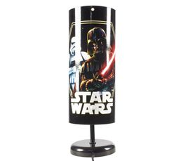 lampe de chevet star wars noir lampes de chevets but. Black Bedroom Furniture Sets. Home Design Ideas