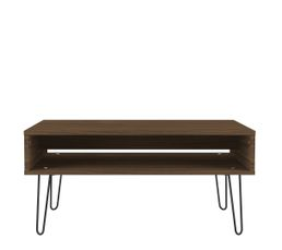 Table basse CELEBORN Noyer