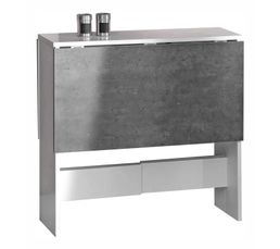 Table pas cher for Table murale pliante cuisine