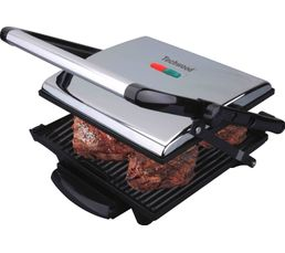 Barbecues/planchas/grill - Grille viande/Panini TECHWOOD TGD-018