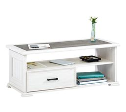 CAMILLE Table basse fixe CAMBTB