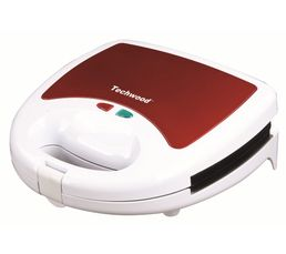 TECHWOOD Croque Gaufrier TGCI-805