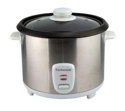 Friteuse-cuiseur-mijoteur - Cuiseur riz TECHWOOD TCR-186