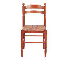 Chaises - Chaise JEANNE 2 Chêne moyen