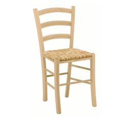 Chaises - Chaise PAYSANNE 2 Naturel