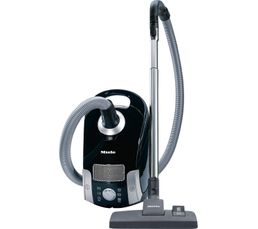 Aspirateur tra neau miele compact c1 black pearl aspirateurs but for Aspirateur a cendres creteil
