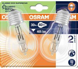 Ampoules - Ampoule BLI 2 HALO ECO STD