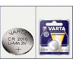 Piles Spéciale VARTA CR2016 6016101401 x 1