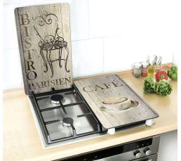 Protection plaque de cuisson WENKO 2521310100 CAFE