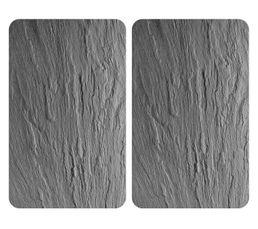 WENKO Protection plaque de cuisson Plaque de protection ardoise