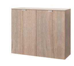 Buffets - Rangement 2 portes CARINA imitation chêne