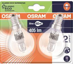 BLI 2 HALO MEDUSE Ampoules halogènes Chrome