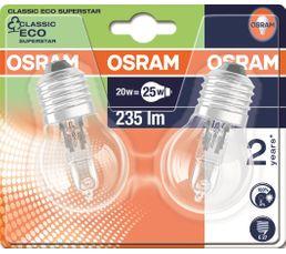 Ampoules - Ampoule BLI 2 HALO ECO SPHERE