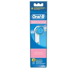 Brossette ORAL B EBS 17 sensitive x 3