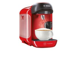 Cafetière à dosette BOSCH TAS1253 Tassimo Vivy rouge