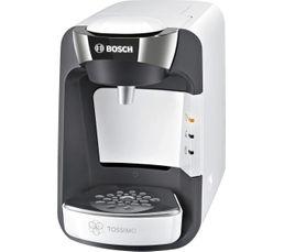 Cafeti�res & Expressos - Machine à dosettes BOSCH TAS3204 Suny blanche