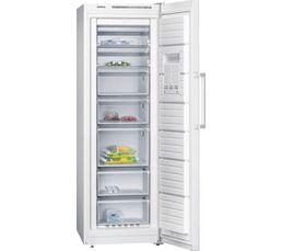Congélateurs - Congélateur armoire SIEMENS GS33NVW30 Blanc