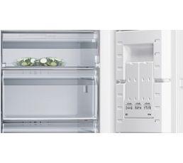 Congélateur armoire SIEMENS GS33NVW30 Blanc